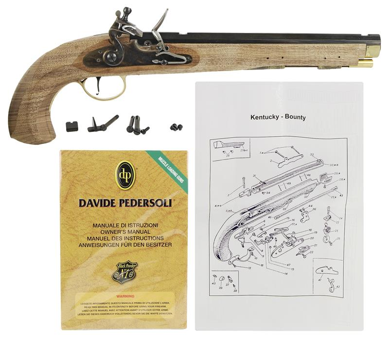 Pistol kit 45 caliber gun parts corp flintlock pistol kit 50 cal solutioingenieria Image collections