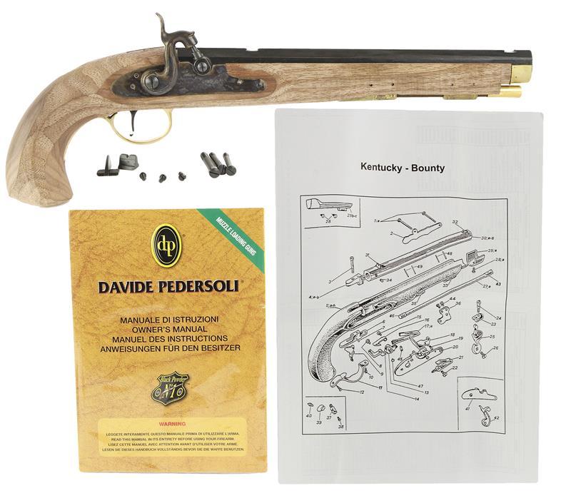 Pistol kit 45 caliber gun parts corp percussion pistol kit 45 cal solutioingenieria Choice Image