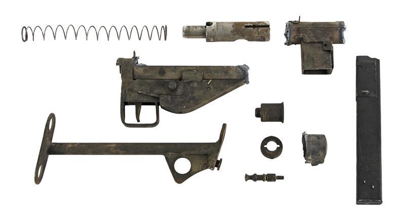 Parts Kit (All Parts Less Receiver & Barrel; w/20 Rnd Mag; No Barrel or Sleeve)