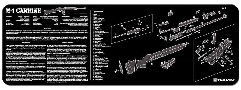 TekMat Rifle Mat, M1 Carbine