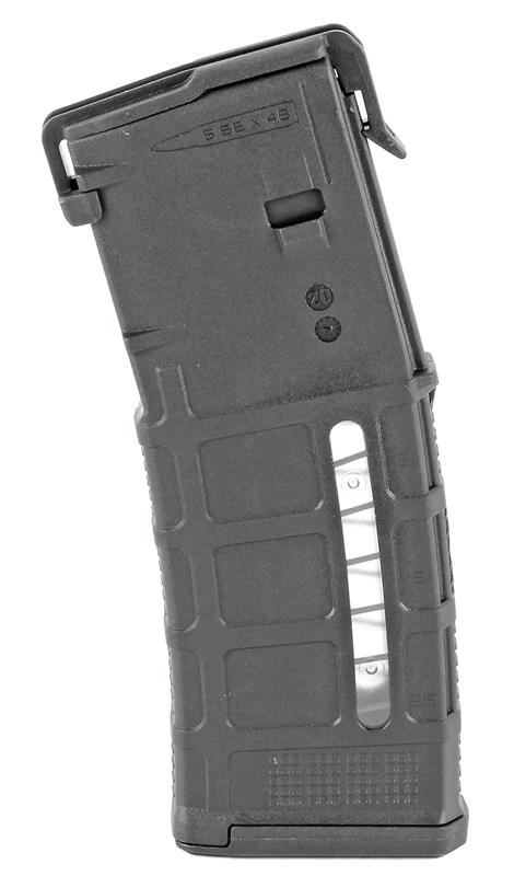 Magazine, 5.56/.223, 30 Round, Gen M3, Black Polymer, Window (Mfg by Magpul)