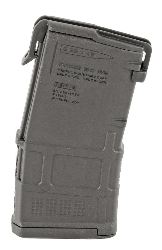 Magazine, 5.56/.223, 20 Round, Gen M3, Black Polymer (Mfg by Magpul)