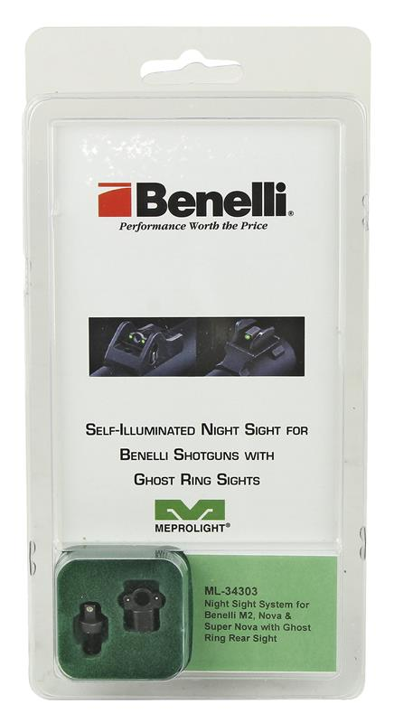 Benelli Night Sight System (Manufactured by Meprolight), New Factory Original