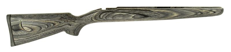 Stock, Black Laminated, Left Hand, Long Action