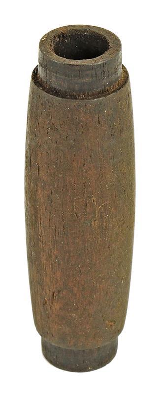 Backplate Grip, Wood w/o Ferrules, Used Original - Good Condition