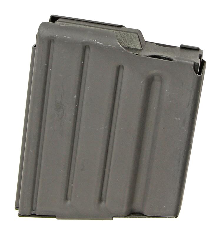Magazine, 7.62x51, 10 Round, Black Stainless, New (Bushmaster Mfg.)