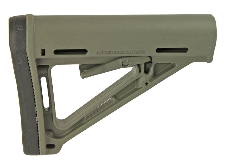 Moe Collapsible Stock Od Green Magpul Gun Parts Corp