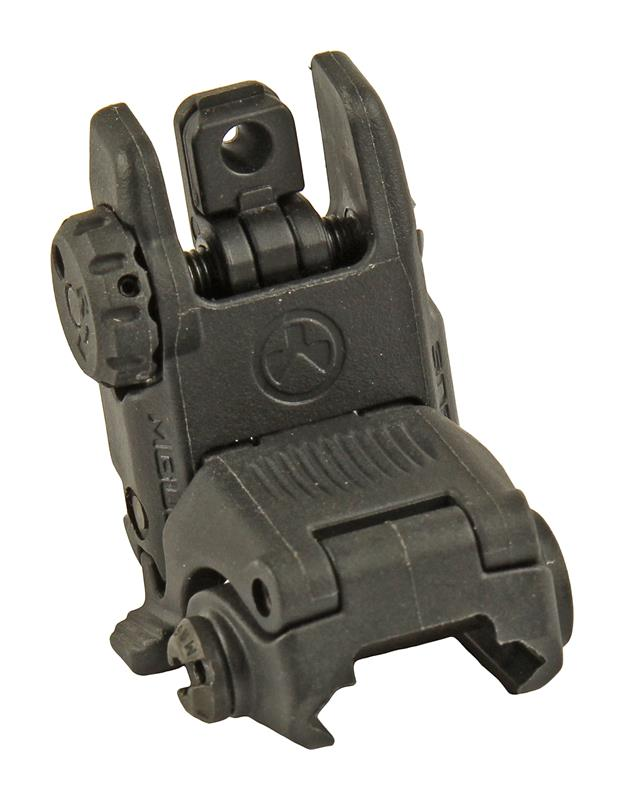 MBUS Rear Sight, New, Black (Magpul)