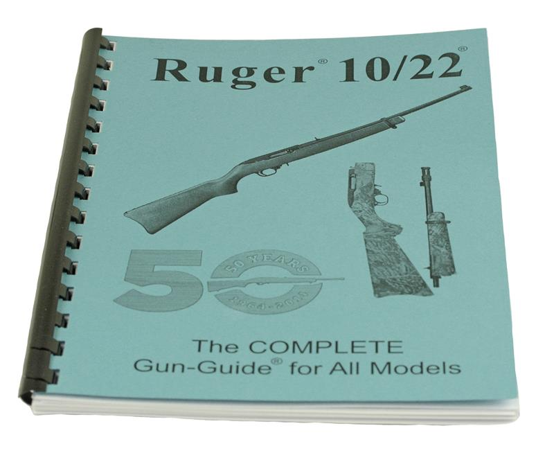 The Complete Gun Guide for all Models Ruger 10/22