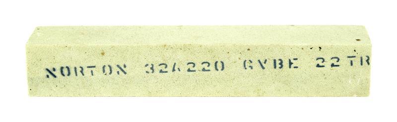 Honing Stone, Norton 32A 220 GVBE 22TR, New Factory Original
