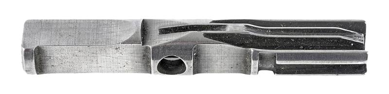 rifle bolt extractor. breech bolt - for band type extractor w/lightning cuts on left side rifle