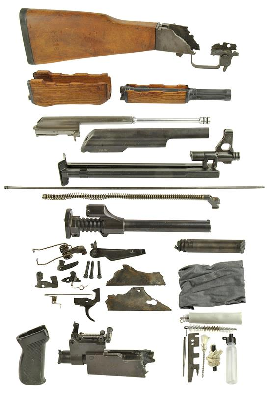 Spare Parts Kit w/ Matching Numbers, Stamped w/ 30 Rd Magazine and