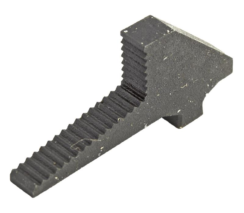 Front Sight, Serrated, Stake-On (.125