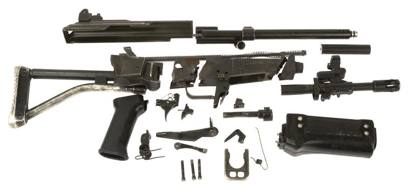 IMI Galil Series SAR Full-Auto Schematic | Numrich