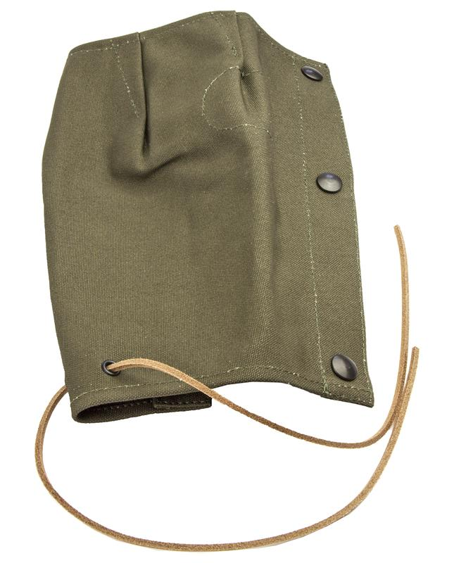Breech Cover, Olive Drab, Reproduction