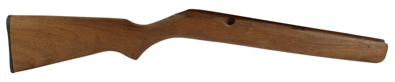 Stock, Replacement - For Guns w/Bow Style Trigger Guard, Walnut w/Buttplate