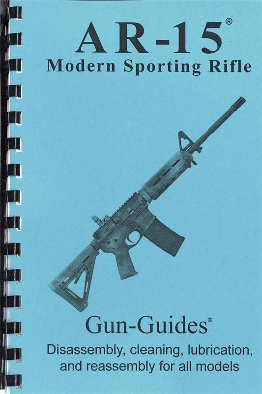 AR15 Modern Sporting Rifle Disassembly & Reassembly Guide