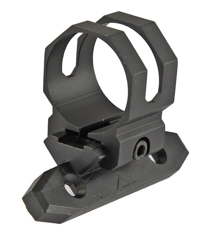Offset Light Mount, 30mm, 45