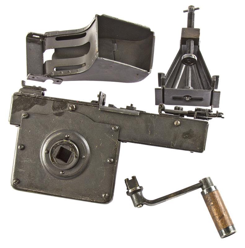 Belt Loader, 8mm/ 308, Original, Post WWII, Excellent Condition w