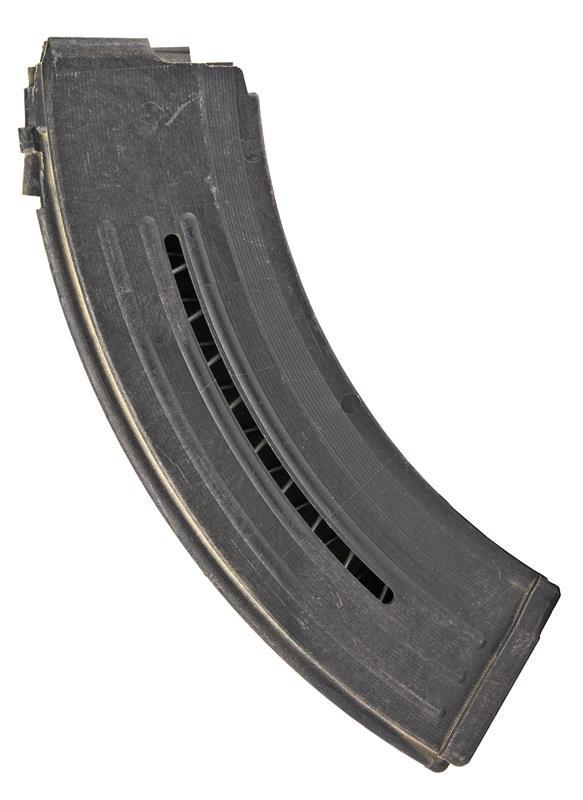 Magazine, 7.62x39mm, 30 Round, Tapco, Black Zytel Plastic