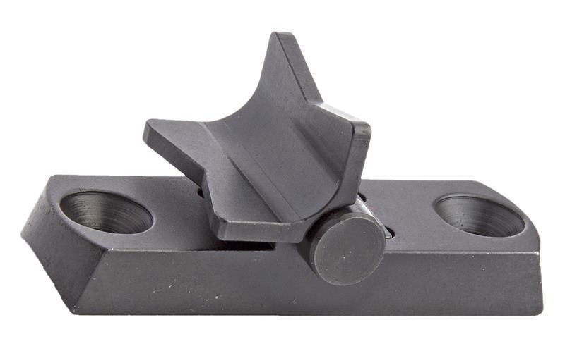 Rear Sight, Express 2-Blade Flip Type, 1 1/4