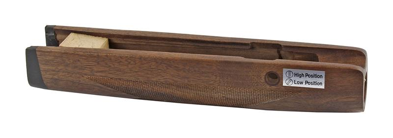 Forend, 12 Ga., Satin Cut Checkered Walnut