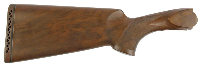 Stock, 12 Ga., RH, Skeet, Cut Checkered, Satin Finish Walnut w/ Pad