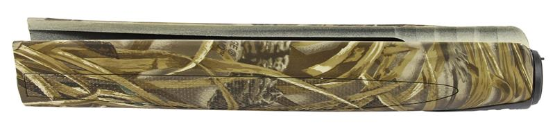 Forend, 12 Ga., Checkered Synthetic, Wetlands Camo, Marked Optima w/ Cap