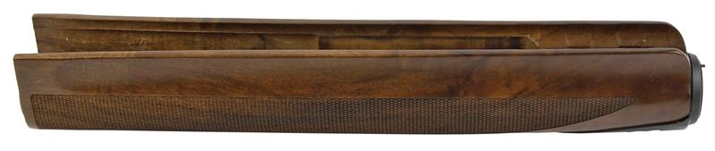 Forend, 12 Ga., Cut Checkered Satin Finish Walnut, Marked Optima w/ Cap