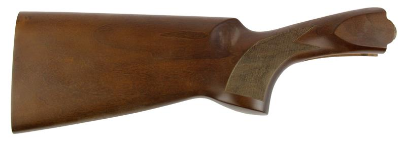 Stock, 12 Ga., LH, Trap, 29/39 Drop, Cut Checkered Walnut, Satin Finish w/o Pad