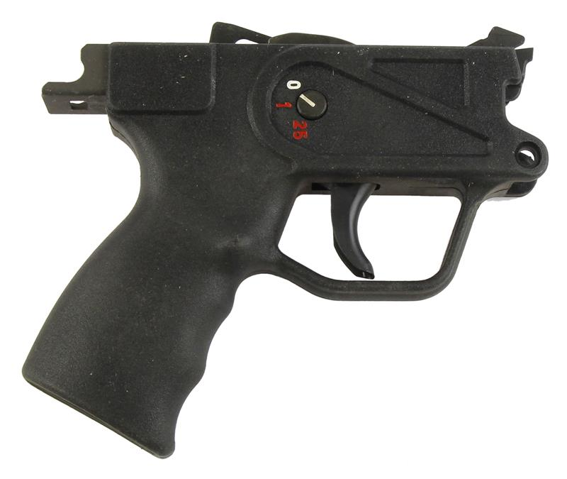 Trigger Housing Assembly, Select Fire (0,1,25)