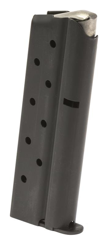 Magazine, .38 Super, 8 Round, Officer's Size, Single Stack, Black, New Factory
