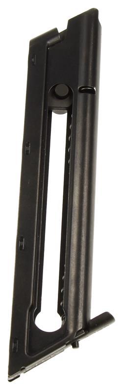 Colt Woodsman Match Target Parts & Schematic | Numrich Gun Parts