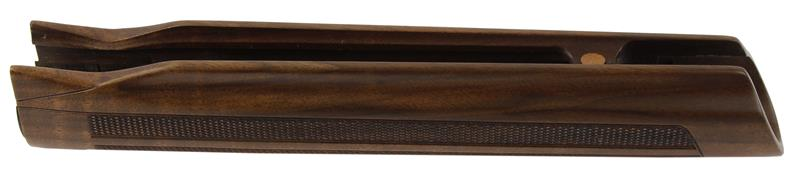 Forend, 12 Ga, Checkered Wood, New Factory