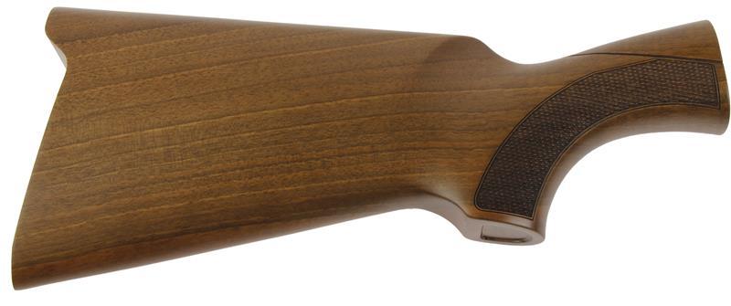 Stock, 12 Ga, Checkered Wood, Reproduction