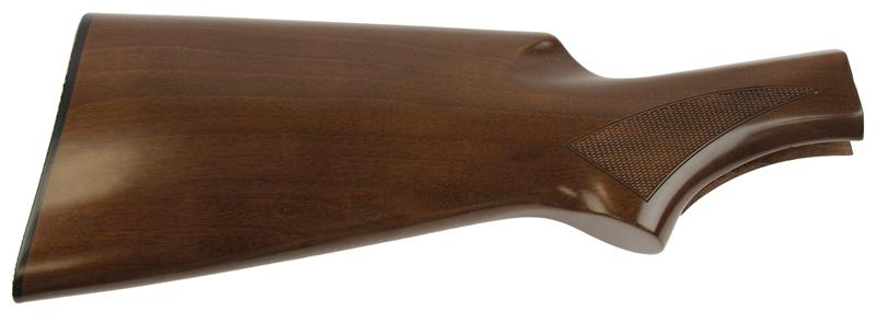 Stock, 12 Ga, Checkered Walnut w/ Buttplate, New Reproduction