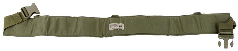 Padded WAR Belt, Size 36, Used, Eagle Industries