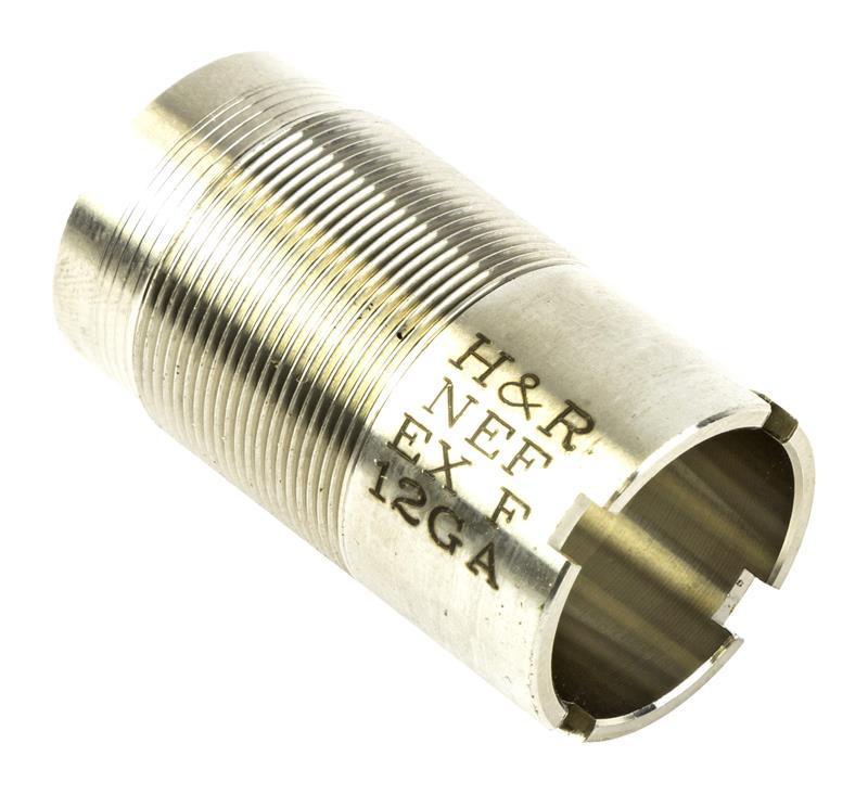 Choke Tube, 12 Ga., Invector, X-Full, Flush, For Screw-In Choke H&R/NEF