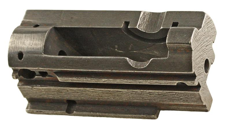 Breech Block, 12 Ga., Round Firing Pin Style (Uses Right & Left Extractors)