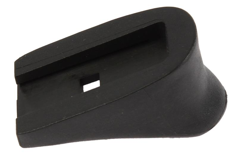 grip extension, black plastic, new pearce mfg  manufacturer: taurus