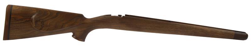 Stock, LH, Standard, Cheekpiece, Plain Walnut w/Rifle Pad, New Factory