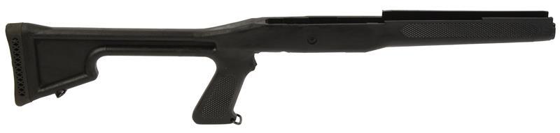 Stock, Full Length, Pistol Grip, Black Synthetic, New Choate | Gun Parts