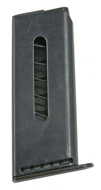 Magazine, .25 Cal., 6 Round, Blued, New Reproduction