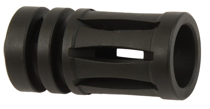 Flashhider, .22 Tactical, .22 RF Only, Bird Cage Style, Blued, New Factory