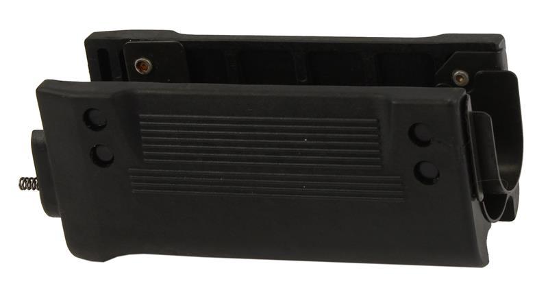 Handguard Assembly, Black Plastic, IMI Manufacture, w/Bipod Cut, Used