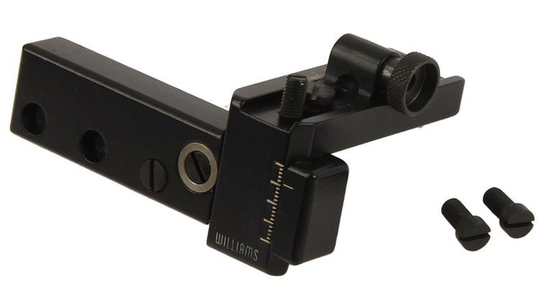 Receiver Sight w/Screws, New Williams 5D