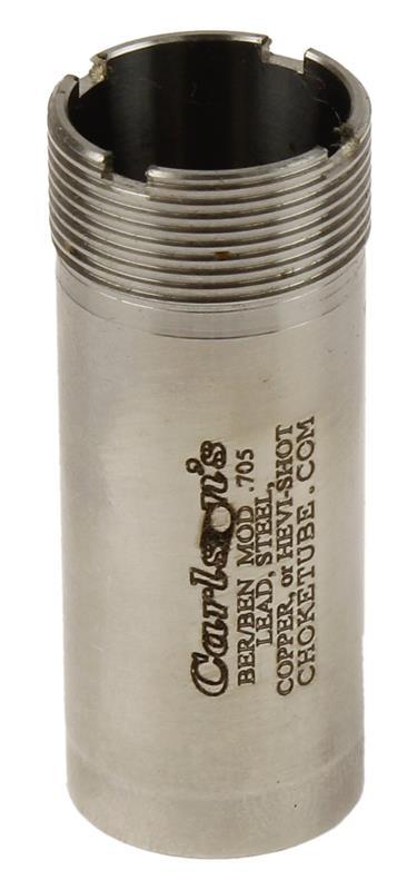 Choke Tube, 12 Ga, Modified Use w/Steel, Lead & Hevi Shot, New Carlson's Mfg