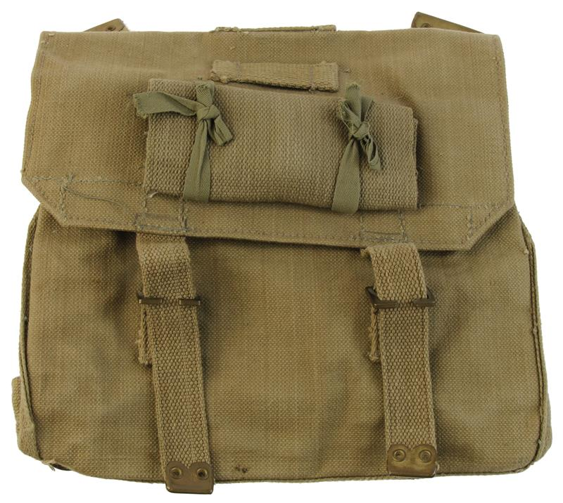British P37 Pack, Post WWII, Used
