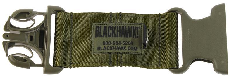 Military Web Belt Extender, 2 1/4