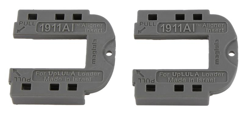 Aligning Insert, 2 Pack, For Uplula & 22 Uplula Magazine Loaders, New